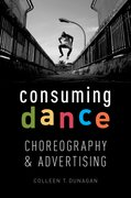 Cover for Consuming Dance