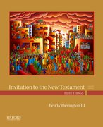 Cover for Invitation to the New Testament