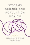 Cover for Systems Science and Population Health