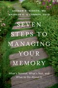 Cover for Seven Steps to Managing Your Memory