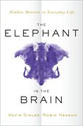 Cover for The Elephant in the Brain