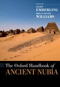 Cover for The Oxford Handbook of Ancient Nubia
