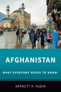 Cover for Afghanistan