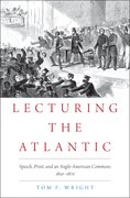 Cover for Lecturing the Atlantic