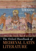 Cover for The Oxford Handbook of Medieval Latin Literature - 9780190497095