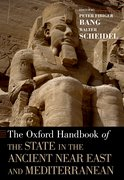 Cover for The Oxford Handbook of the State in the Ancient Near East and Mediterranean - 9780190499334