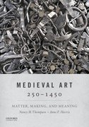 Cover for Medieval Art 250-1450