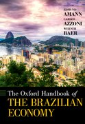 Cover for The Oxford Handbook of the Brazilian Economy