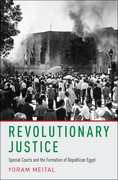 Cover for Revolutionary Justice