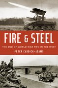 Cover for Fire and Steel