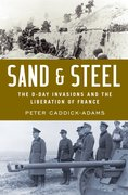 Cover for Sand and Steel - 9780190601898