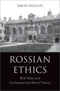 Cover for Rossian Ethics