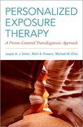 Cover for Personalized Exposure Therapy