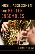 Cover for Music Assessment for Better Ensembles