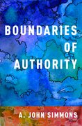 Cover for Boundaries of Authority