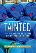 Cover for Tainted