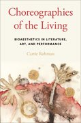 Cover for Choreographies of the Living