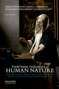 Cover for Thirteen Theories of Human Nature - 9780190604721