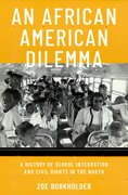 Cover for An African American Dilemma