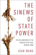 Cover for The Sinews of State Power