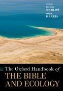 Cover for The Oxford Handbook of the Bible and Ecology