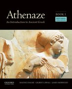 Cover for Athenaze, Book I: An Introduction to Ancient Greek