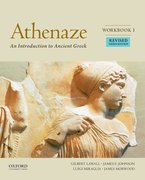 Cover for Athenaze, Workbook I