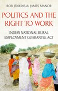 Cover for Politics and the Right to Work