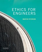 Cover for Ethics for Engineers