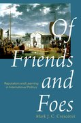 Cover for Of Friends and Foes