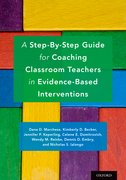 Cover for A Step-By-Step Guide for Coaching Classroom Teachers in Evidence-Based Interventions
