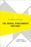Cover for The Moral Punishment Instinct