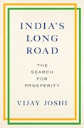 Cover for India's Long Road - 9780190610135