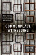 Cover for Commonplace Witnessing