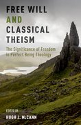 Cover for Free Will and Classical Theism