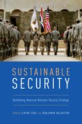 Cover for Sustainable Security