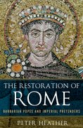Cover for The Restoration of Rome - 9780190611774