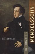 Cover for Rethinking Mendelssohn