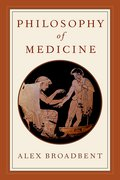 Cover for Philosophy of Medicine - 9780190612146