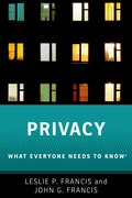 Cover for Privacy