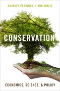 Cover for Conservation