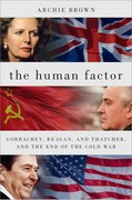 Cover for The Human Factor