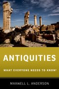 Cover for Antiquities - 9780190614935