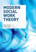 Cover for Modern Social Work Theory, Fourth Edition