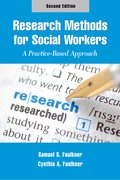 Cover for Research Methods for Social Workers, Second Edition