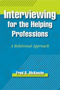 Cover for Interviewing for the Helping Professions