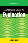 Cover for A Practical Guide to Evaluation, Second Edition