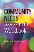 Cover for The Community Needs Assessment Workbook