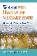 Cover for Working With Homeless and Vulnerable People