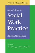 Cover for Using Evidence in Social Work Practice